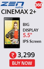Zen Cinemax 2 Plus