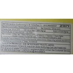 Zen Cinemax 3 Black, 16 GB images, Buy Zen Cinemax 3 Black, 16 GB online at price Rs. 4,150
