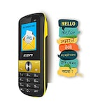 Buy Zen X23 Dual SIM Feature Phone Black and Yellow Online