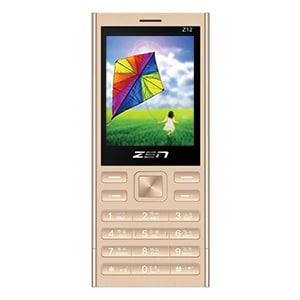 Zen Z12 Silk Gold