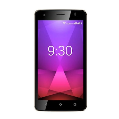 Ziox Astra Force 4G VoLTE (Black, 1GB RAM, 16GB) Price in India