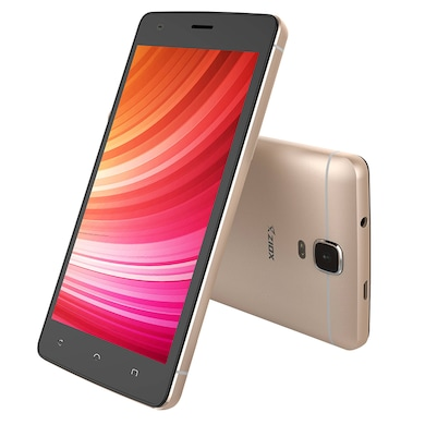 Ziox Astra Metal 4G (Gold, 1GB RAM, 8GB) Price in India