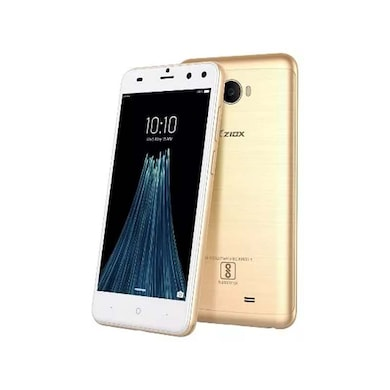 Ziox Duopix F1 (White and Champagne, 16GB) Price in India