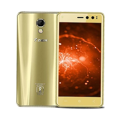 Ziox Duopix F9 (Gold, 1GB RAM, 16GB) Price in India