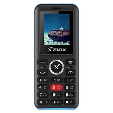 Ziox Starz Rocker, Camera,Dual SIM,FM (Black and Blue) Price in India