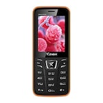 Buy Ziox Starz Victa 2.4 Inch Display, Torch Wireless FM | Dual SIM Black and Red Online