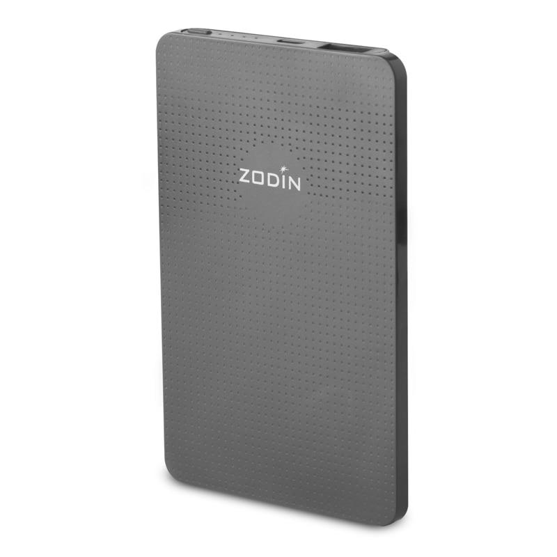 Zodin ZS-420 Power Bank 4200 mAh Black