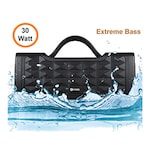 Buy Zoook Jazz Blaster 30W Bluetooth Speaker with Aux in/ Handsfree Calling/ IPX5 Splashproof Black Online