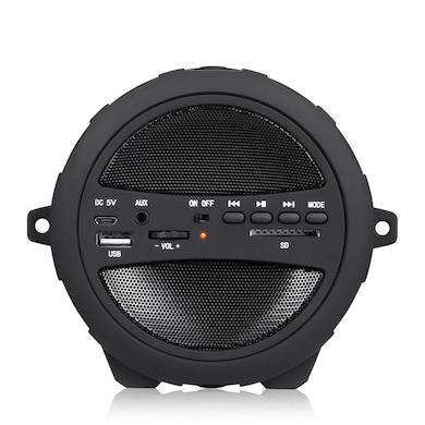 Zoook Rocker M2 Mean Machine 5 In 1 Hi-Fi Indoor/Outdoor Bluetooth Speaker Black Price in India