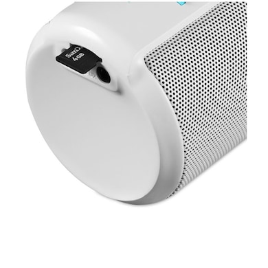 Zoook ZB-BOOM Portable Bluetooth Speaker White Price in India
