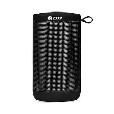 Zoook ZB-JAZZ LED Bluetooth Speaker Black Price in India