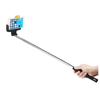 Zoook ZB-SELFIEM Bluetooth Selfie Stick Black Price in India