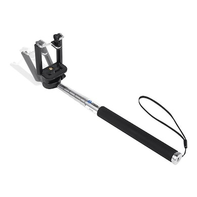 Zoook ZB-SELREM Selfie Stick With Remote Black Price in India
