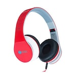 Buy Zoook ZM-H10 Headset With Mic Red Online