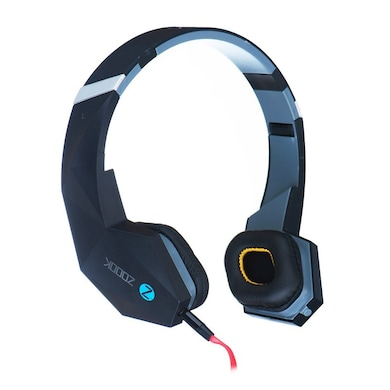 Zoook ZM-H15 Headset With Mic Black Price in India