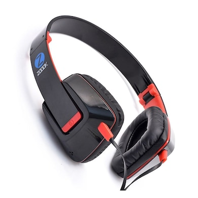 Zoook ZM-H605 Headset With Mic Black Price in India
