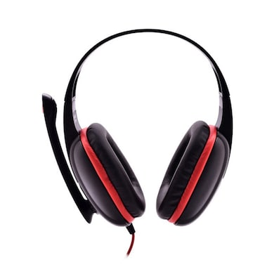 Zoook ZM-H703 Headset With Mic Black Price in India