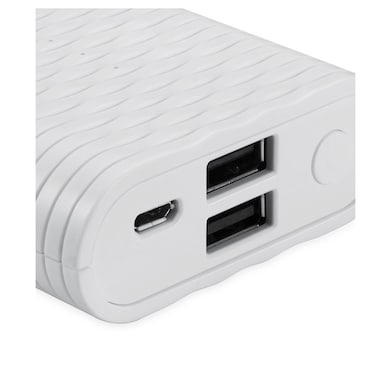 Zoook ZP-PB10DB Power Bank 10000 mAh White Price in India