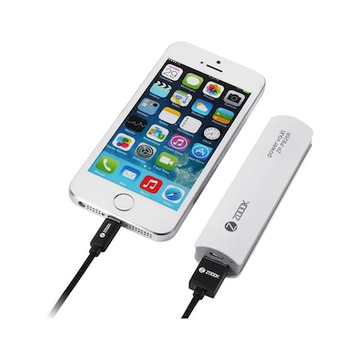 Zoook ZT-BIC1M Braided Lightning Cable Black Price in India