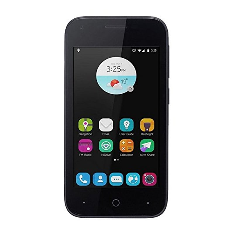 Zte Blade A110 4g Black 8 Gb Price In India Buy Zte