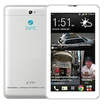 Buy Zync Dual Z777 Tablet White, 4 GB Online
