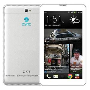 Buy Zync Dual Z777 Tablet Online