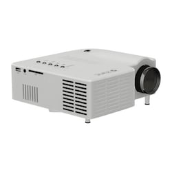Zync P100 56 lm LED Corded Portable Projector White images, Buy Zync P100 56 lm LED Corded Portable Projector White online at price Rs. 3,999