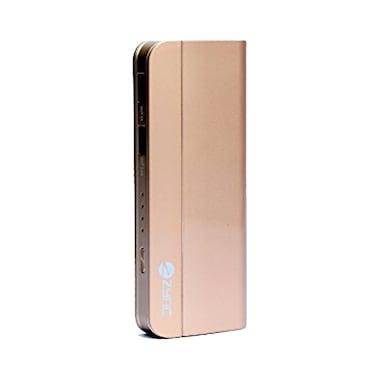 Zync PB999 Elegant Power Bank 10400 mAh Golden images, Buy Zync PB999 Elegant Power Bank 10400 mAh Golden online at price Rs. 1,199