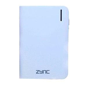 Zync Rock PB99 Power Bank 10400 mAh White