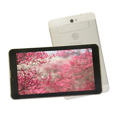 Zync Z900 Wi Fi 3G Calling Tablet White,8GB Price in India